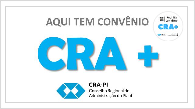 """CRA +"" Convênios"