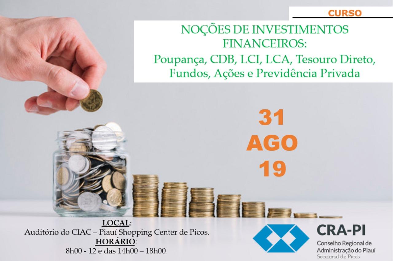 CRA-PI promoverá curso de capacitação para administradores no sul do Piauí