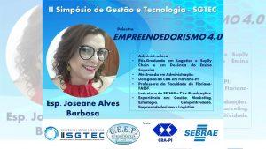 II Simpósio de Gestão e Tecnologia em Picos-PI