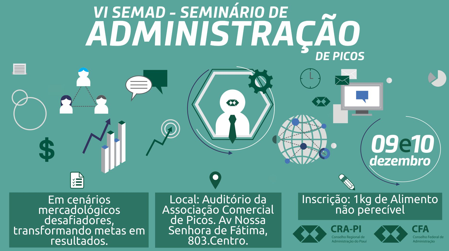 VI SEMAD- Seminário de Administração de Picos