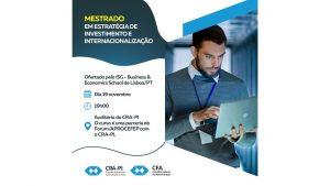 Convênio do CRA-PI oportuniza ingresso de administradores em curso de mestrado na Europa