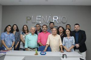 CRA-PI realiza primeira plenária de 2020 e discute as novas projeções para a entidade