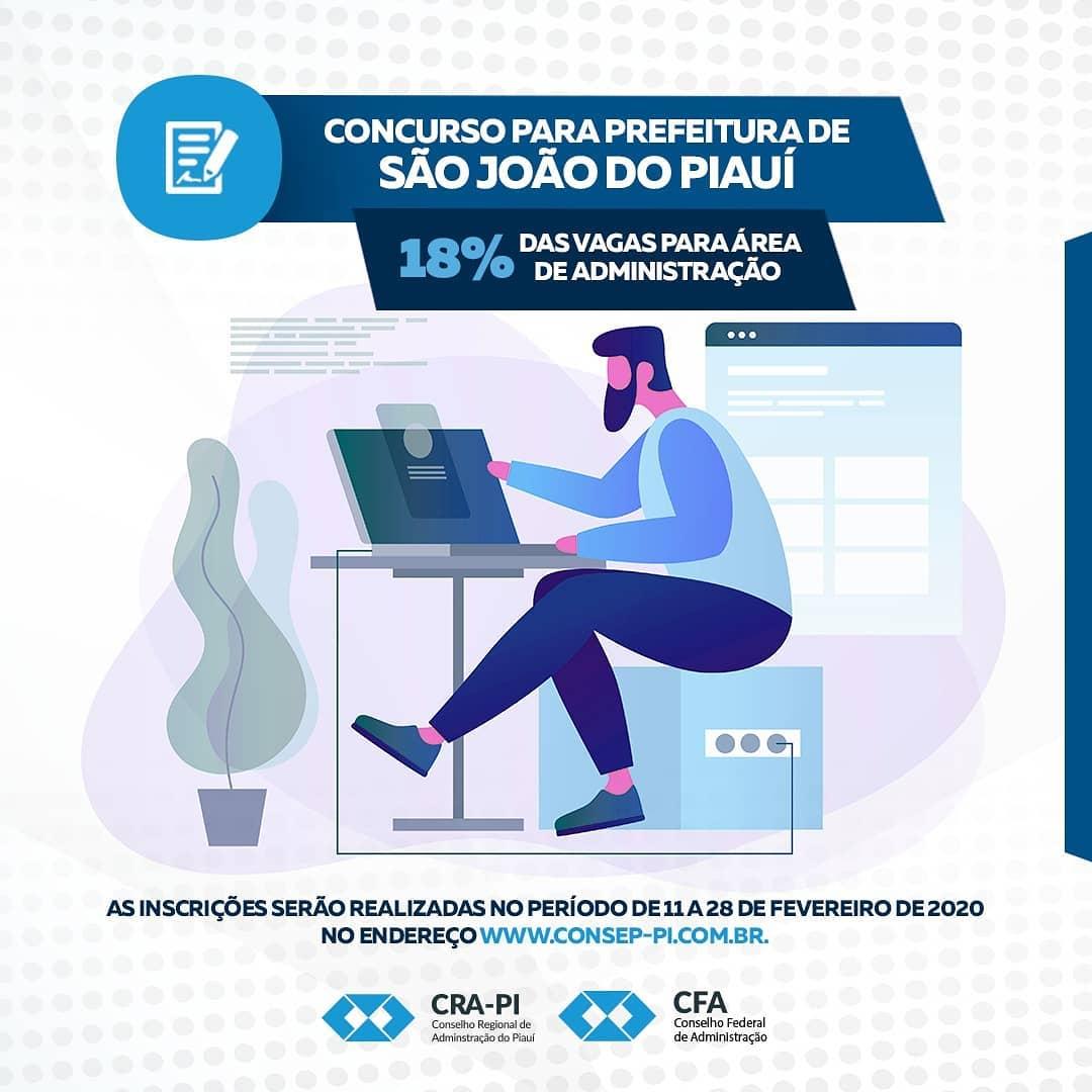 Profissionais de administração do Piauí comemoram quantidade de vagas em concurso