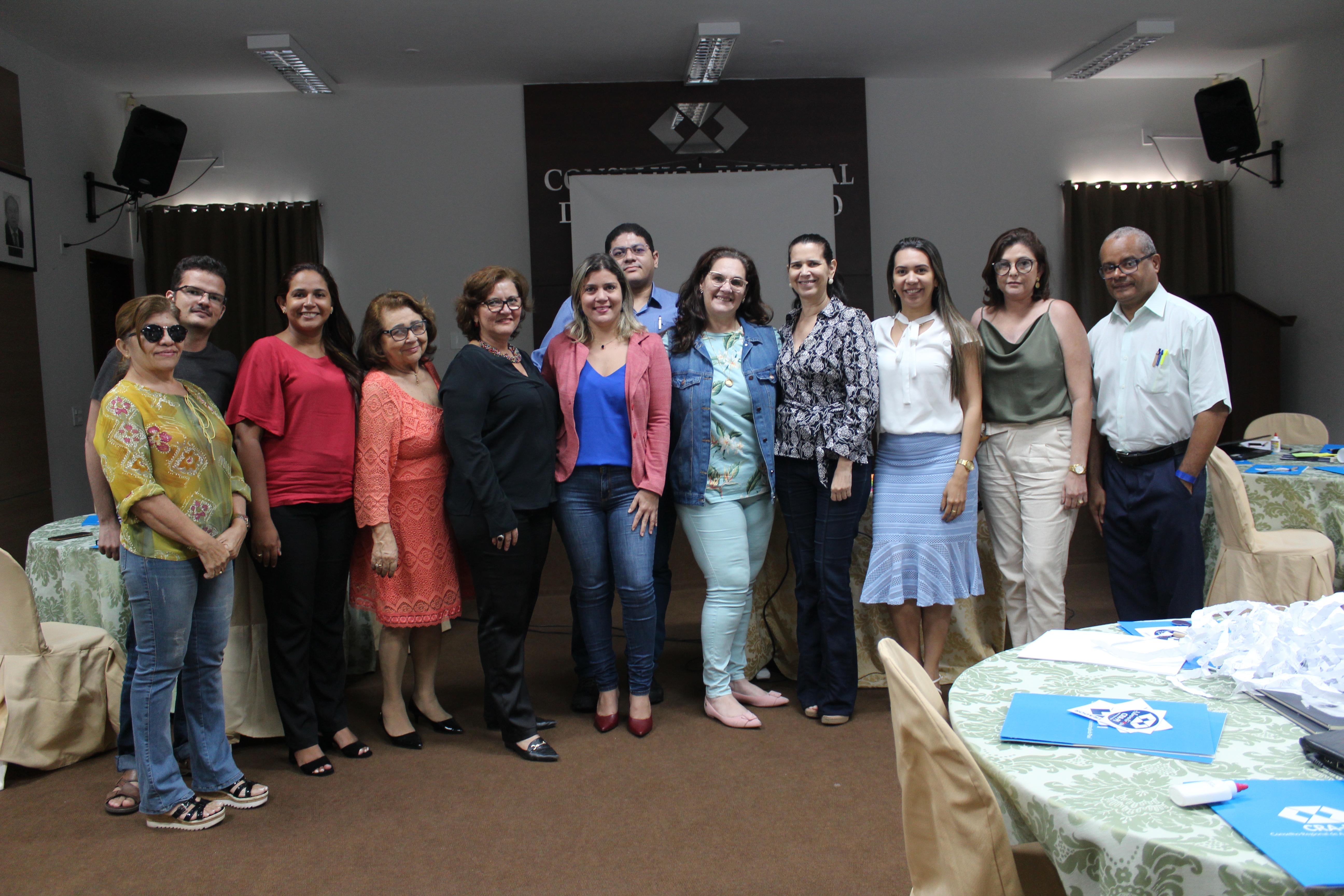 CRA-PI realiza Encontro de Professores e Coordenadores de Administração do Piauí