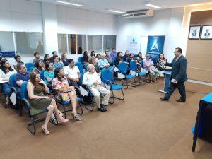 CRA-PI realiza palestra sobre solução pacífica de conflitos empresariais