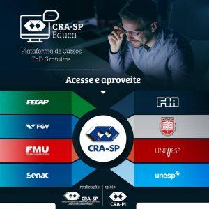 CRA-PI firma parceria e oferece cursos EAD gratuitos