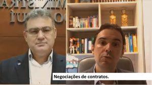 Negociações de contratos são essenciais para a manutenção de empreendimentos
