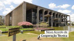 CFA celebra parceria com o Ministério da Justiça